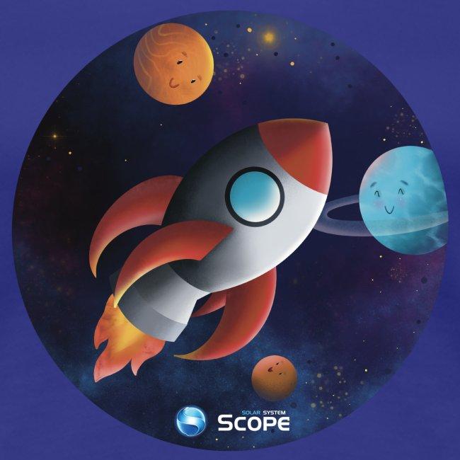 Solar System Scope : Little Space Explorer