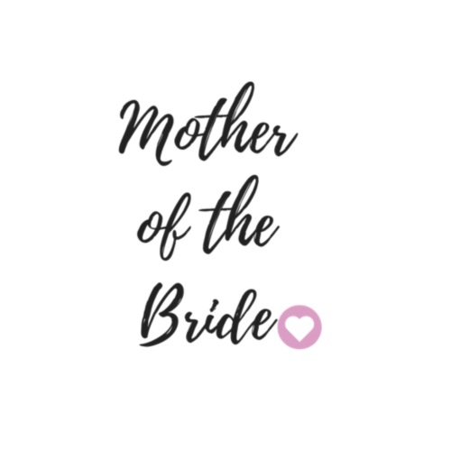 Mother of the Bride - Women's Premium T-Shirt