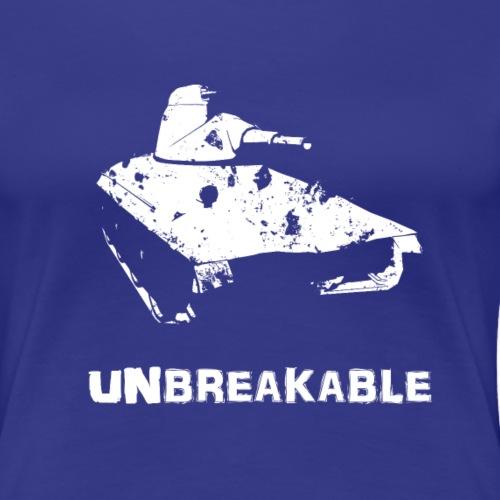 Unbreakable - Women's Premium T-Shirt