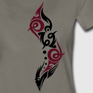 Beautiful Tribal Bird, eagle. - Women's Premium T-Shirt