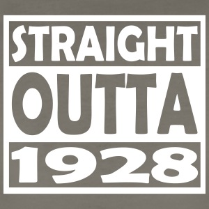 89th Birthday T Shirt Straight Outta 1928 - Women's Premium T-Shirt
