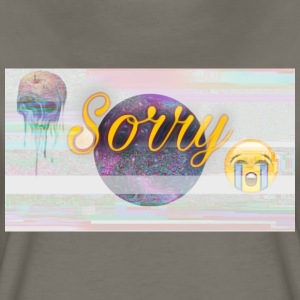 SORRY - CONVERSATION | FPP - Women's Premium T-Shirt