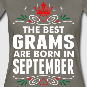The Best Grams Are Born In September - Women's Premium T-Shirt