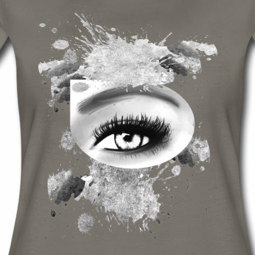 Eye Can See You - Women's Premium T-Shirt