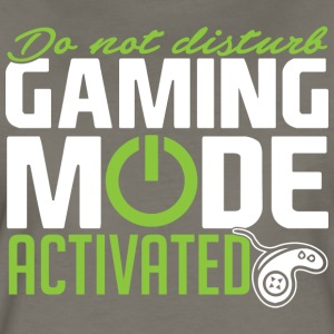 Gaming Mode Activated Funny Video Games Player T S - Women's Premium T-Shirt