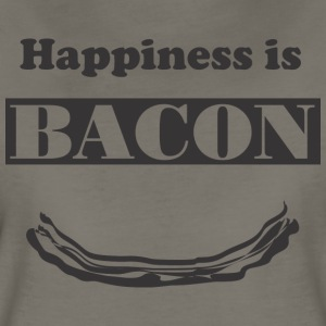 HappinessIsBacon - Women's Premium T-Shirt