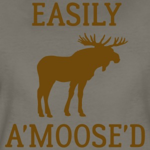 Easily Amoosed - Women's Premium T-Shirt