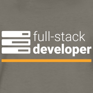Full Stack Developer T Shirt - Women's Premium T-Shirt
