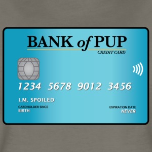 Bank of Pup - Women's Premium T-Shirt
