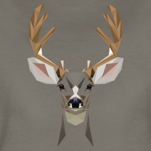 Graphic deer - Women's Premium T-Shirt