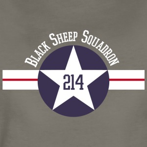 Black Sheep Squadron - Women's Premium T-Shirt