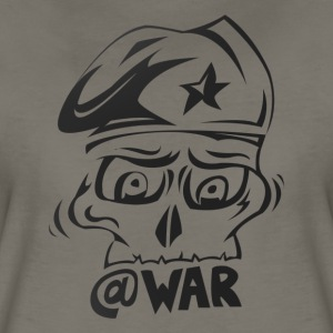 @WAR - Women's Premium T-Shirt