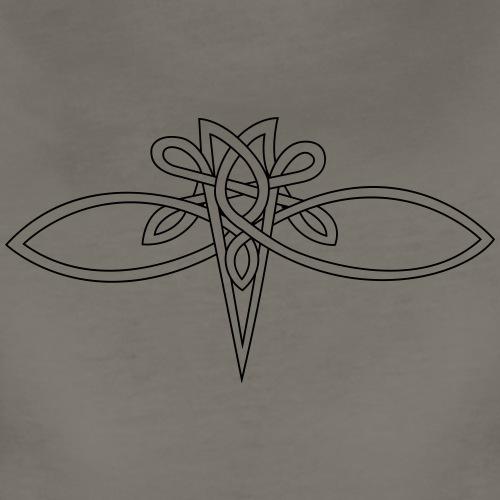 Dragonfly knot - Women's Premium T-Shirt