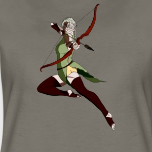 The Archer - Women's Premium T-Shirt