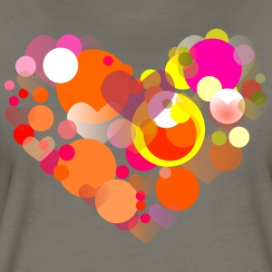 hearts-love-Valentines Day - Women's Premium T-Shirt