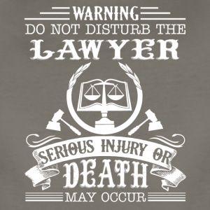 Lawyer Tee Shirt - Women's Premium T-Shirt
