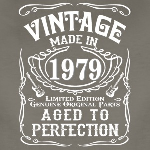 Vintage Made in 1979 Genuine Original Parts - Women's Premium T-Shirt