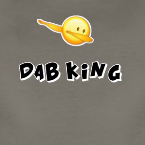 dab emojiiking dabbing football touchdown mooving - Women's Premium T-Shirt
