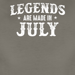 Legends Made In July - Women's Premium T-Shirt