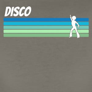 Retro Disco - Women's Premium T-Shirt