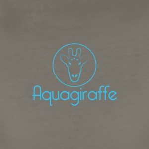 Aquagiraffe - Women's Premium T-Shirt