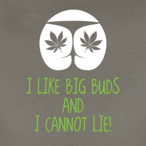 I like big buds - Women's Premium T-Shirt