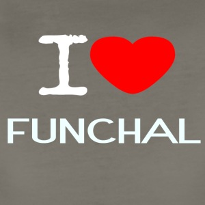 I LOVE FUNCHAL - Women's Premium T-Shirt