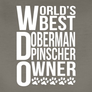 World's Best Doberman Pinscher Owner - Women's Premium T-Shirt