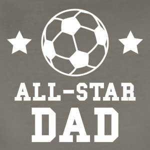 All Star Soccer Dad - Women's Premium T-Shirt