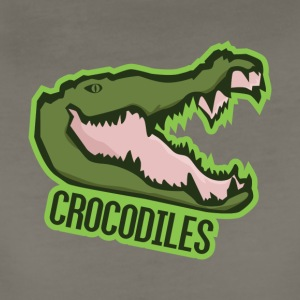 Crocodiles - Women's Premium T-Shirt