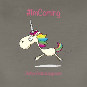 #ImComing - Women's Premium T-Shirt
