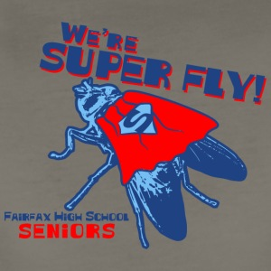 We're Super Fly Fairfax High School Seniors - Women's Premium T-Shirt