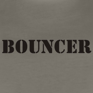 bouncer black - Women's Premium T-Shirt