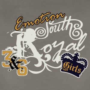 EMOTION GIRL - Women's Premium T-Shirt