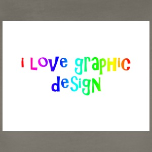 i love graphic design - Women's Premium T-Shirt