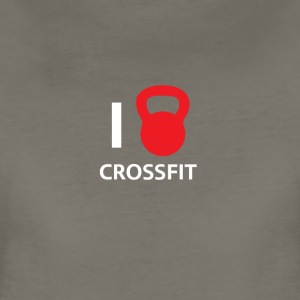 i love crossfit - Women's Premium T-Shirt