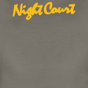 Night Court - Women's Premium T-Shirt