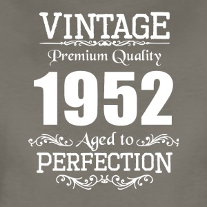 Vintage Premium Quality 1952 Aged To Perfection - Women's Premium T-Shirt