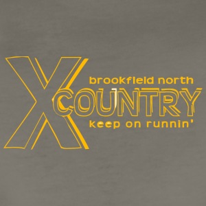 brookfield north keep on runnin - Women's Premium T-Shirt