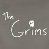 The Grims Logo - Women's Premium T-Shirt