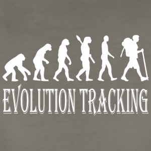 Evolution Tracking - Women's Premium T-Shirt