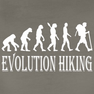 Evolution Hike Hiking - Women's Premium T-Shirt