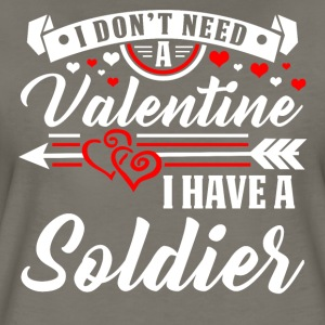 Valentinesday - SOLDIER T-Shirt and Hoodie - Women's Premium T-Shirt