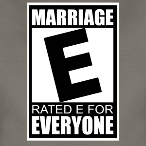 Rated E for Everyone - Women's Premium T-Shirt