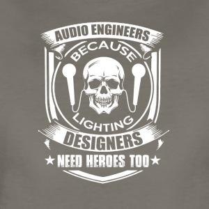 Audio Engineer - Women's Premium T-Shirt