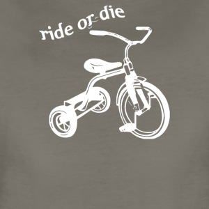 Ride or Die Tricycle - Women's Premium T-Shirt