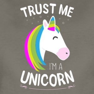Trust me i am a Unicorn - Women's Premium T-Shirt