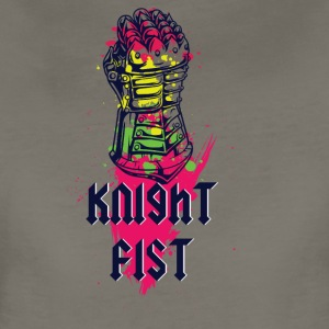 KNIGHT FIST COLORFUL - Women's Premium T-Shirt