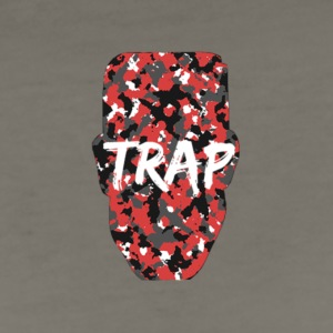 SUPLEXE KID TRAP RED CAMO - Women's Premium T-Shirt