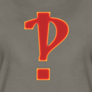 Interrobang - Women's Premium T-Shirt